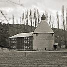 Oast HouseNew Norfolk, Tasmania by Brett Rogers