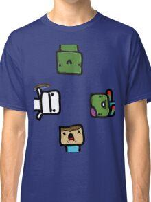 Minecraft Classic T-Shirt