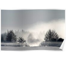 17.3.2013: Winter Morning I Poster