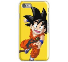 kid goku phone case iPhone Case/Skin