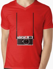 Leica M (240) Mens V-Neck T-Shirt