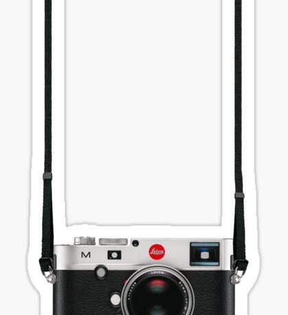 Leica M (240) Sticker