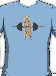 Weightlifting Bear T-Shirt