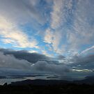 dawn view from Mt Wellington  by gaylene
