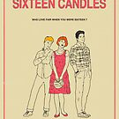 SIXTEEN CANDLES by JazzberryBlue