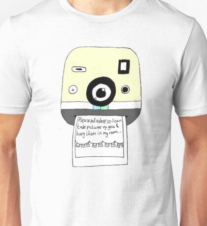 The Front Bottoms - Flashlight Unisex T-Shirt