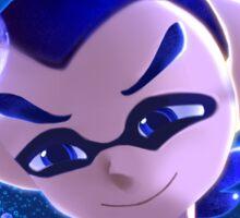 Splatoon Inkling Boy Underwater Sticker