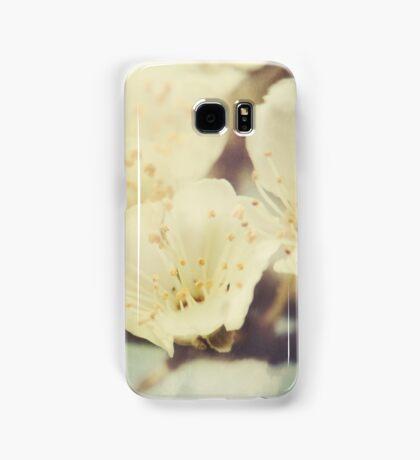 Golden Light Cherryblossom Samsung Galaxy Case/Skin
