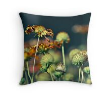 Happiness is...take care your people...Got featured Work Throw Pillow