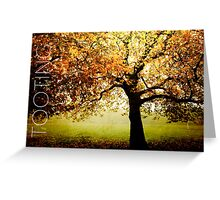 Tooting Common V Greeting Card