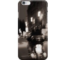 Paris by Night iPhone Case/Skin
