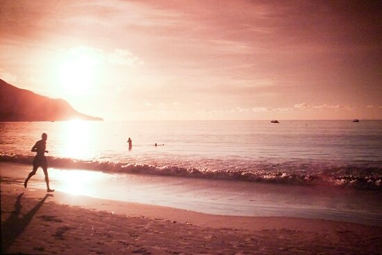 Seychelles sunset. by terezadelpilar~ art & architecture