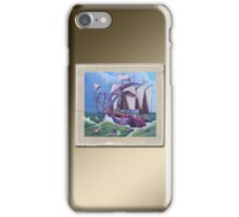 GIANT SQUID iPhone Case/Skin