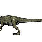Dinosaur by Norma Cornes