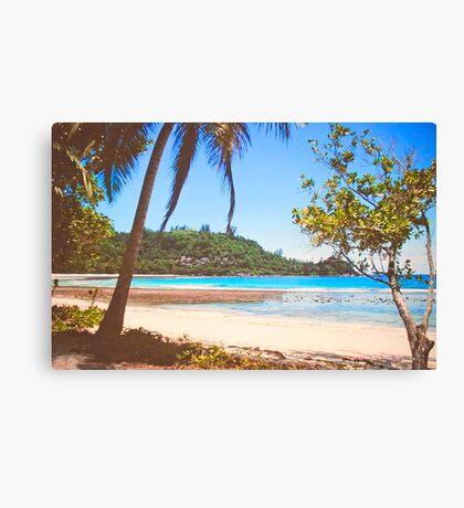 Seychelles. Canvas Print