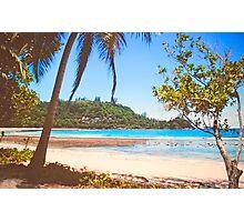 Seychelles. Photographic Print