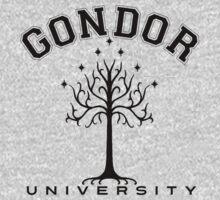 Gondor University by eartheatsmoon