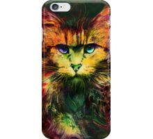 Schrödinger's cat iPhone Case/Skin