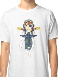 Pilot Banner Classic T-Shirt