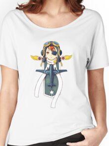 Pilot Banner Women's Relaxed Fit T-Shirt