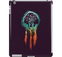 The Dream catcher (rustic magic) iPad Case/Skin