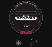 Genesis 1 Minimalist by gotrei