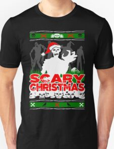 Scary Christmas Zombies T-Shirt