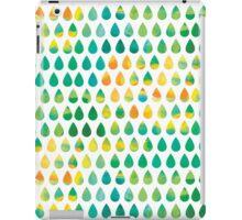 Monsoon Rain iPad Case/Skin