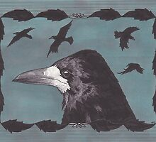 Corvus I by Esther Green