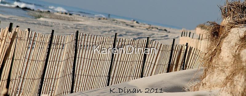 Fenced in Dune by KarenDinan