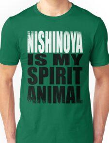 Nishinoya is my Spirit Animal Unisex T-Shirt