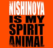 Nishinoya is my Spirit Animal Unisex T-Shirt