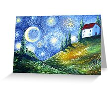 Look to the Stars Greeting Card