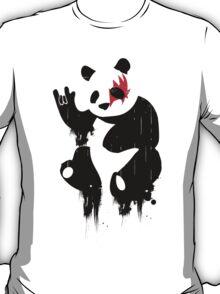 Panda Rocks T-Shirt
