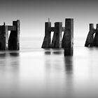 The Old Jetty by Mark Cass