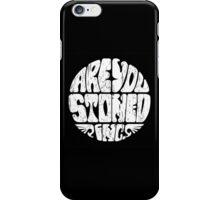 R U? iPhone Case/Skin
