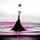 Just another water drop photo... again by Josh Gudde
