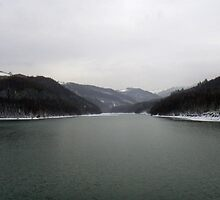 Slovak Lakes by JeliseCamilleri