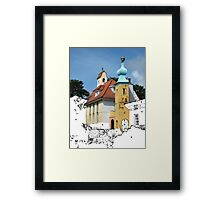 Photography by Numbers Framed Print