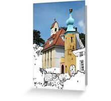 Photography by Numbers Greeting Card