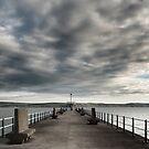 Stone Pier by Sarah Broome