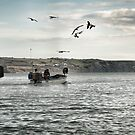 Going Fishing 2 by Sarah Broome