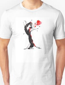 Burning Tree T-Shirt