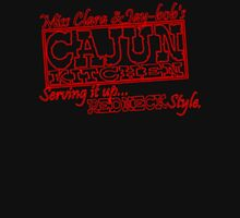 Miss Clara and Jay-bob's Cajun Kitchen Unisex T-Shirt