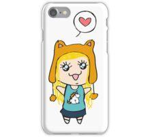 Brittany Pierce iPhone Case/Skin