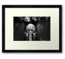 Journey to another world Framed Print