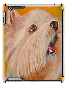 Scottie Dog Portrait by taiche