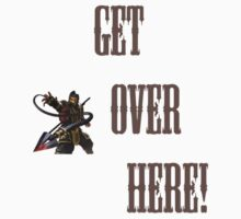 GET OVER HERE! Mortal by TheGreatPapers