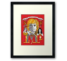 The Imp Framed Print