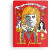 The Imp Metal Print